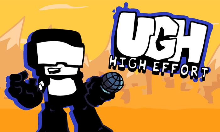 Скачать мод High Effort Ugh 2.0 (feat. Tankman) на ПК
