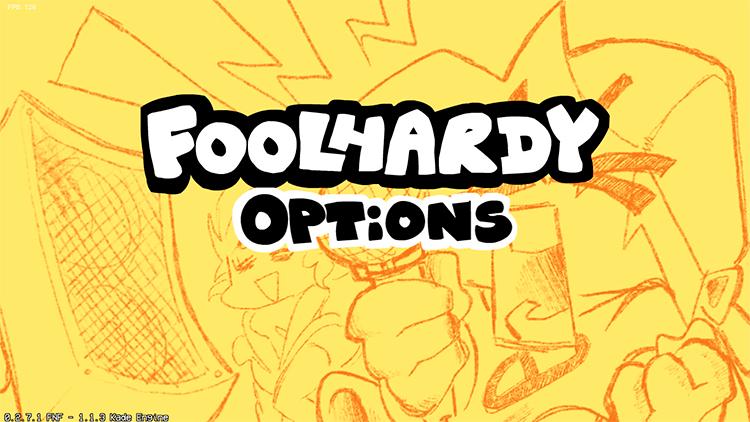 Модификация Zardy - Foolhardy на ПК