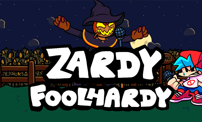 Скачать Мод Zardy - Foolhardy