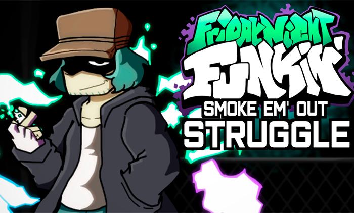 Мод Smoke 'Em Out Struggle VS Garcello